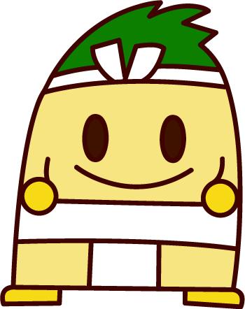 稲沢市 マスコットキャラクター いなッピー