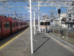 JR飯田線 豊橋駅