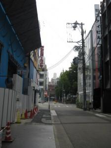 ココマイスター名古屋店への道のり3