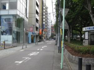 ココマイスター名古屋店への道のり4