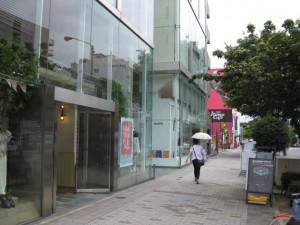 ココマイスター名古屋店への道のり7