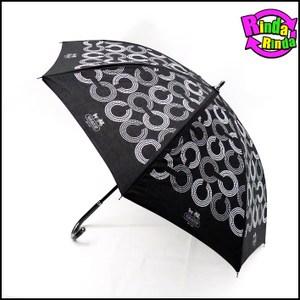 コーチの日傘