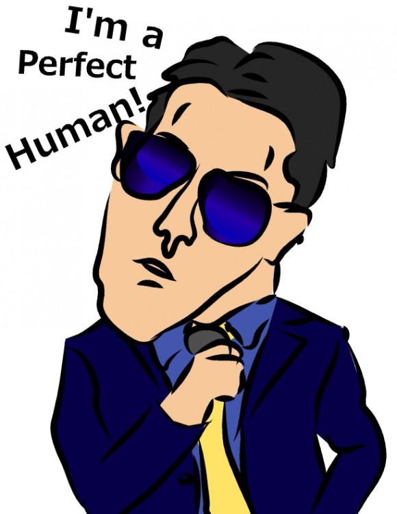 PERFECT HUMAN パーフェクトヒューマン 2