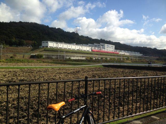 自転車ブログを始めました。