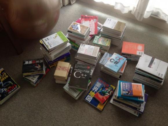 徹底的に捨てる!ミニマリストになるために、本を処分してみた