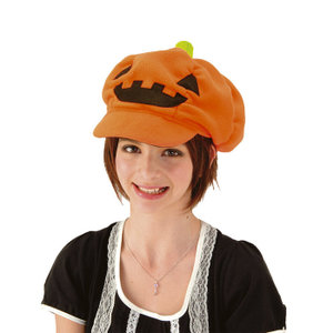 ハロウィン パンプキンの帽子