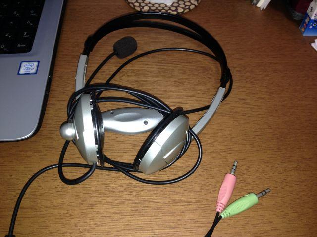 新しく買ったPCにマイクとイヤホンの端子が1つしかないときの対処法