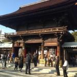 2017年の初詣。もちろん国府宮神社に行ってきました。