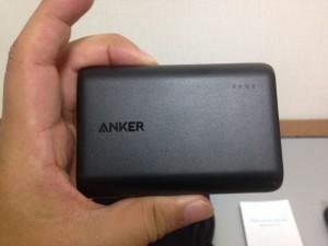 信頼と実績のAnkerブランド