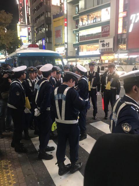 人多すぎ!10/31 ハロウィン当日に渋谷に行ったらヒドい目にあった