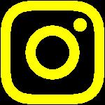 インスタロゴ yellow #FFFF00