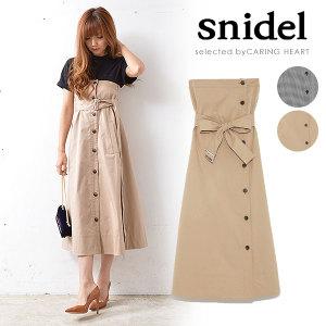 snidel(スナイデル)トレンチワンピース