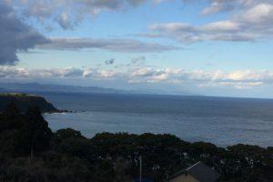 高知県土佐清水市足摺岬のペンション サライは、腹ペコになってから行くべし!