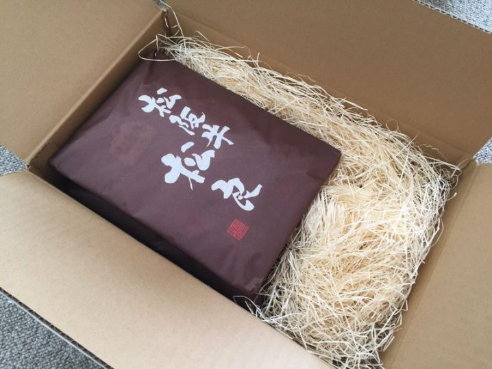 内祝いのお返しに松坂牛のギフト券は手軽でオススメ!