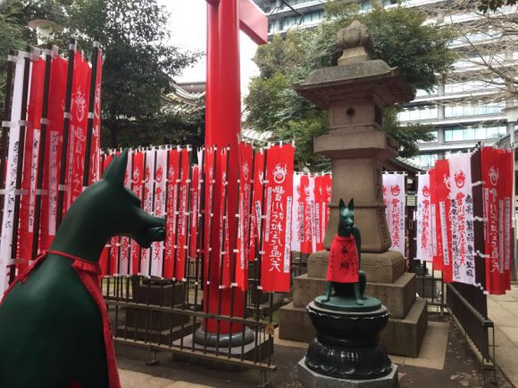 豊川稲荷東京別院はとても良い感じ。そして縁結びパワーがスゴい!?
