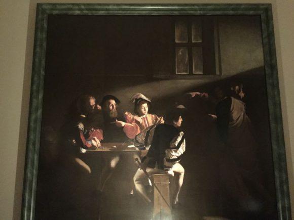米津玄師が紅白で歌った大塚国際美術館のカラバッジョ