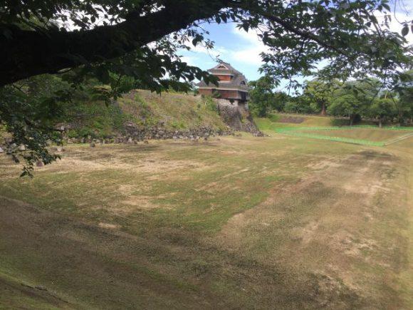 熊本城の現在 2019年5月