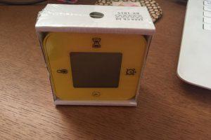 触ってみたら欲しくなる!?IKEAで人気の置時計 クロッキスを買いました。