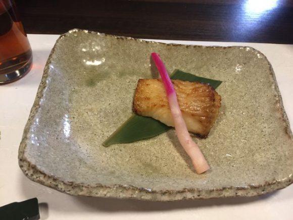 カレイの柚庵焼 稲沢市 みたき 評判