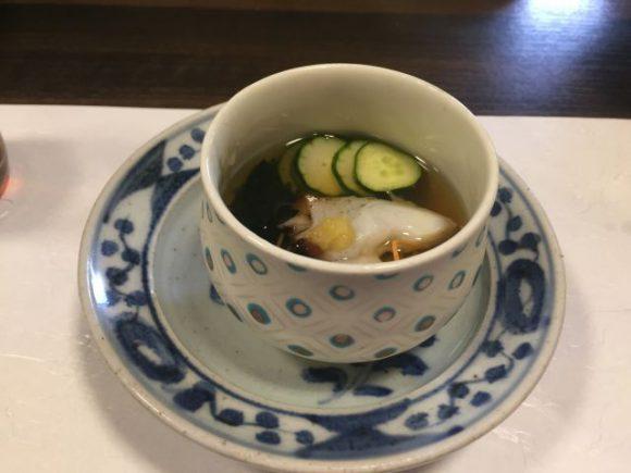 生蛸・もずくの自家製土佐酢 稲沢市 みたき 評判