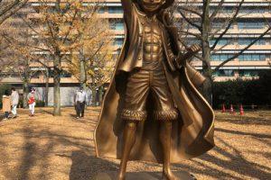 熊本にあるワンピースの銅像はどこにある?実際に行ってみた